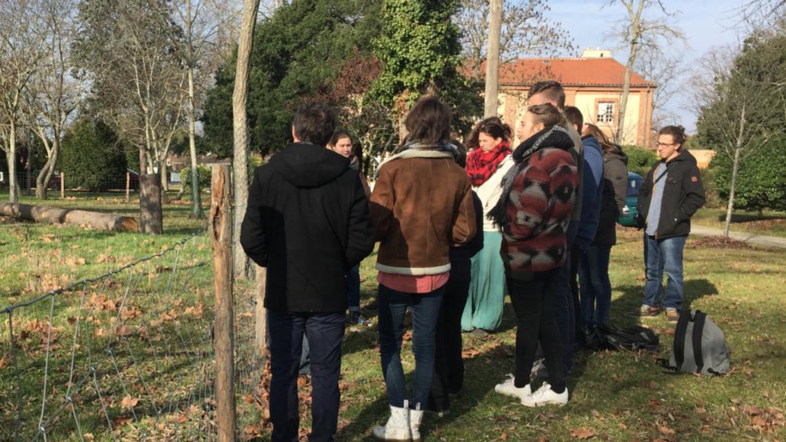 Quand l'agriculture urbaine entre dans la formation