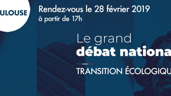 Grand débat national, avec Elisabeth Toutut Picard, élue de la ville de Toulouse & le Réseau-Agriville