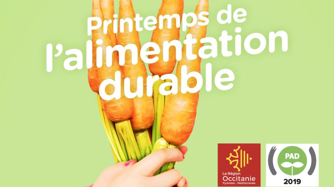 Printemps de l'alimentation durable 2019
