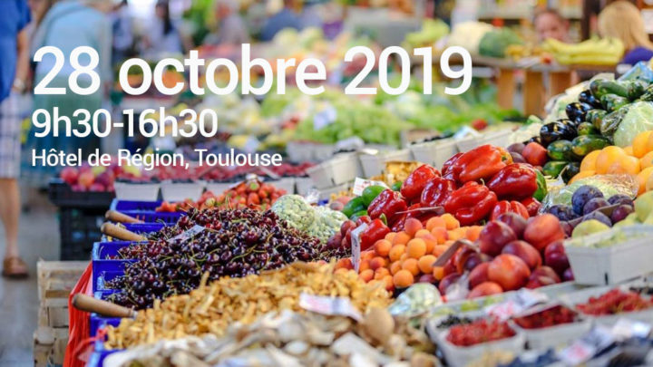 Colloque grand public sur l'alimentation durable en Occitanie