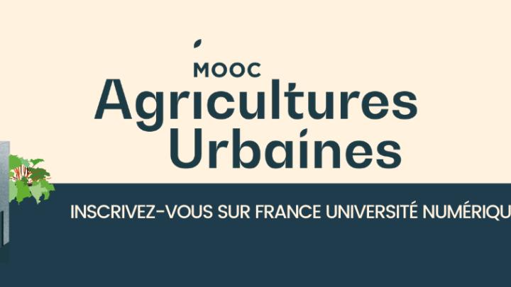 MOOC «Agricultures Urbaines», déjà plus de 15000 inscrits !