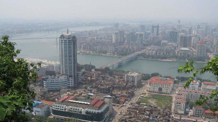 Pollution au cadmium des sols agricoles en Chine