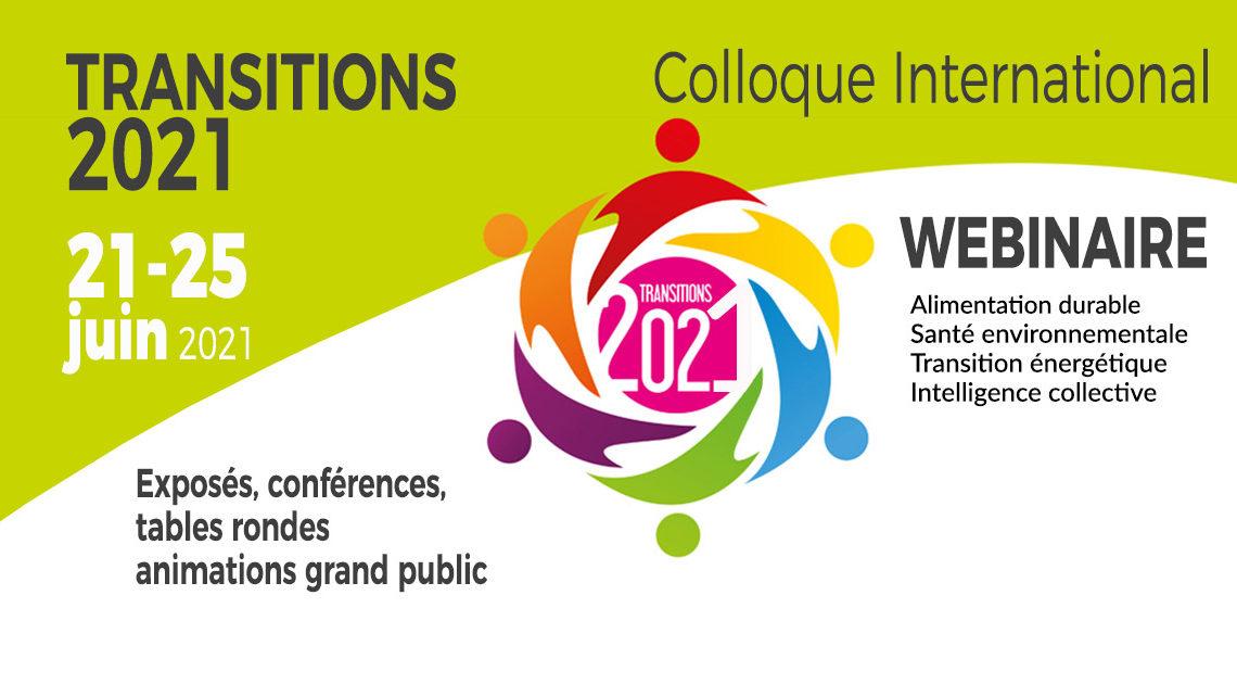 Le colloque International T2021 en accès libre